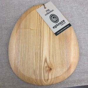 Egg Collection Cutting Board